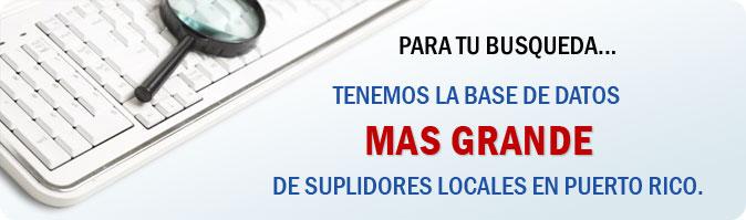 Puerto Rico Suppliers Com