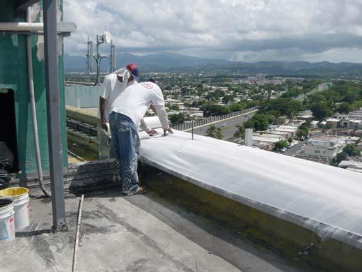Sellado De Techo Joglar Roofing Amp Painting Puerto Rico